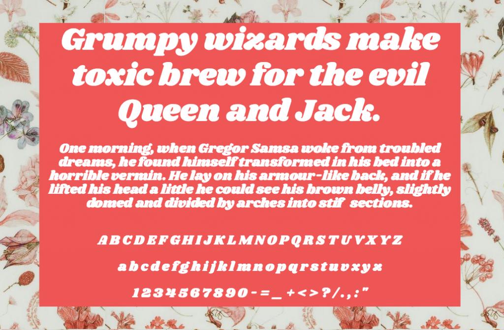 Download Shrikhand font (typeface)