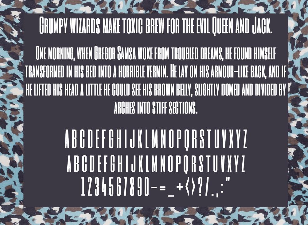 Download Six Caps font (typeface)
