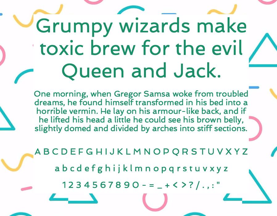 Download Spinnaker font (typeface)