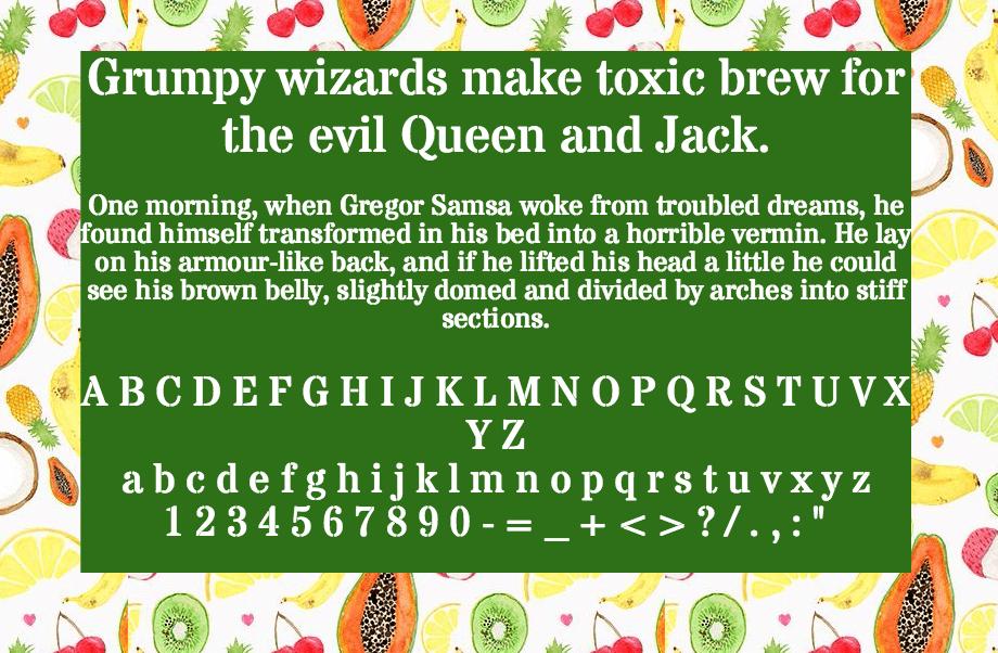 Download Stardos Stencil font (typeface)