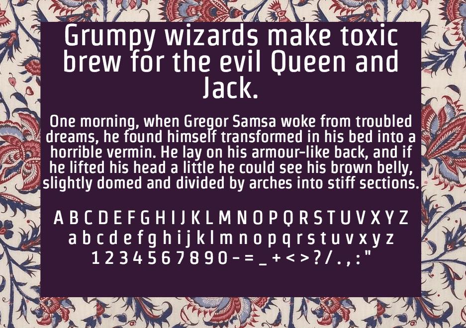 Download Strait font (typeface)