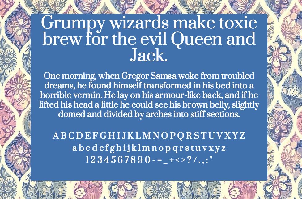 Download Suranna font (typeface)