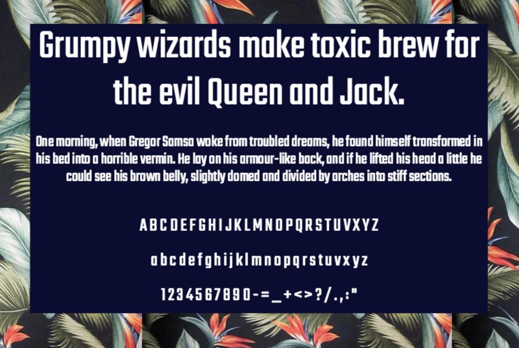 Download Teko font (typeface)