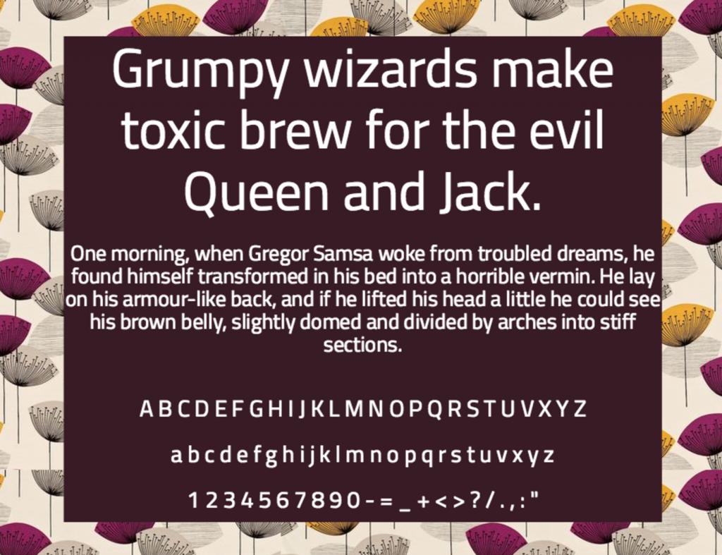 Download Titillium Web font (typeface)