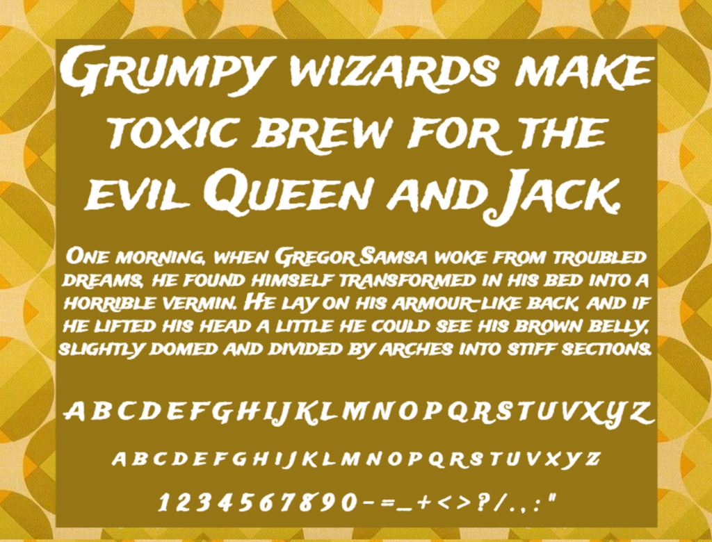 Download Trade Winds font (typeface)