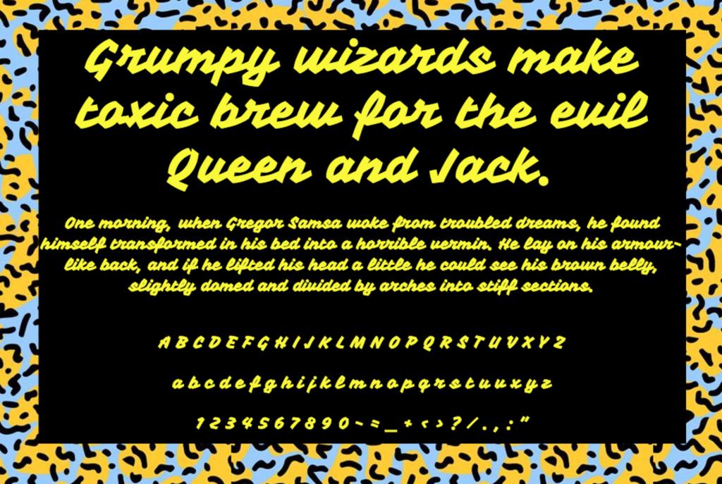 Download Vampiro One font (typeface)