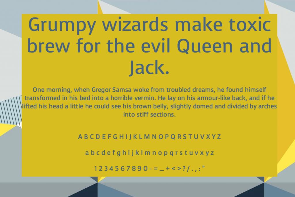 Download Voces font (typeface)