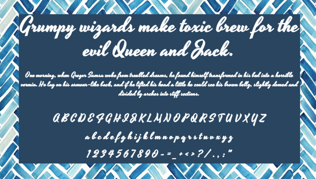 Download Yesteryear font (typeface)