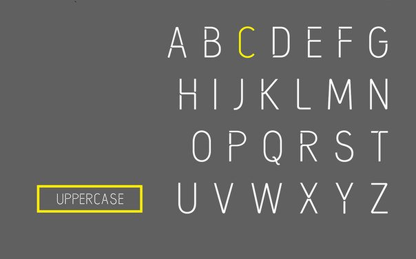 Download Capsule X Pro Medium Personal Use font (typeface)