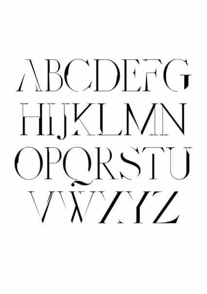 Download Distorted Fashion font (typeface)