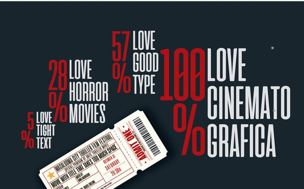 Download Cinematografica font (typeface)