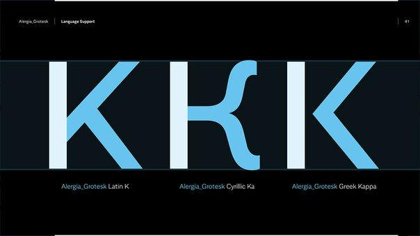 Download Alergia font (typeface)