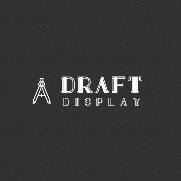Download Draft Display font (typeface)