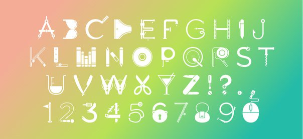 Download gismotype font (typeface)
