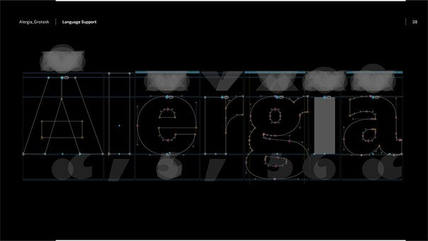 Download Alergia font (typeface)