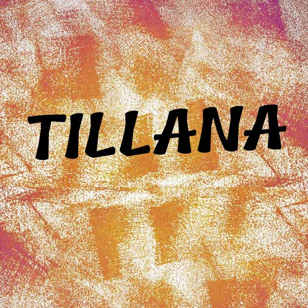 Download Tillana font (typeface)