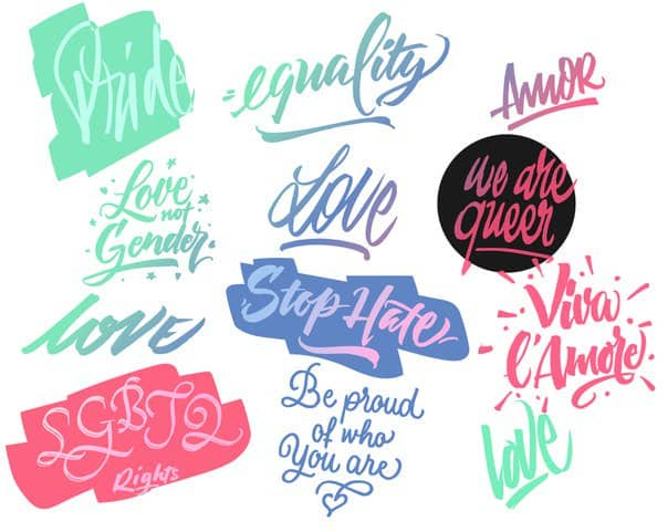Download Love Wins font (typeface)
