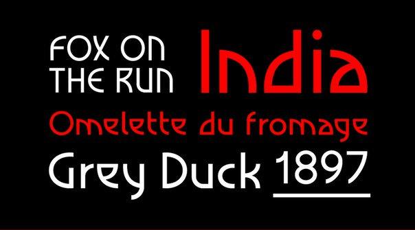 Download Darek Lite font (typeface)