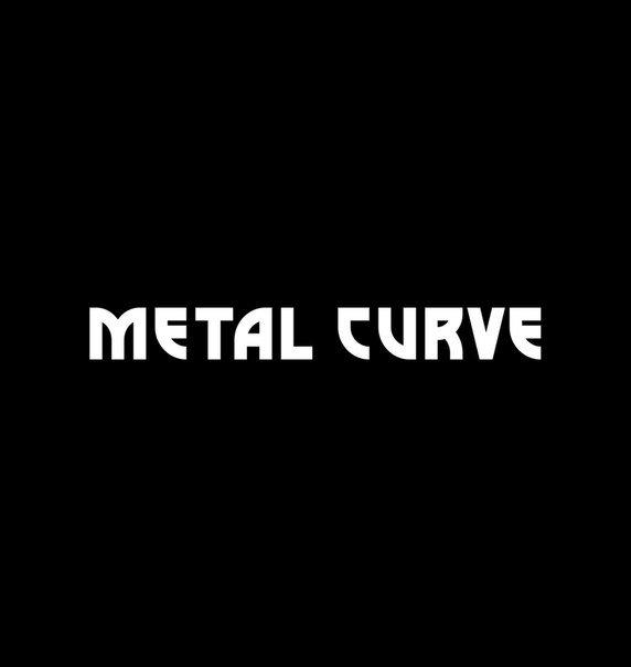 Download metal curve v5 font (typeface)