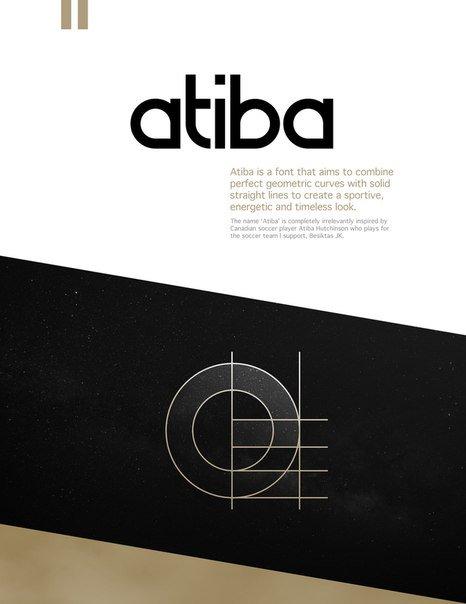Download Atiba font (typeface)