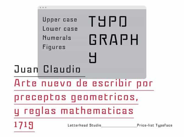 Download Pricelist font (typeface)