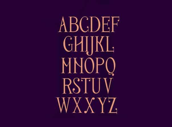 Download Nerea font (typeface)