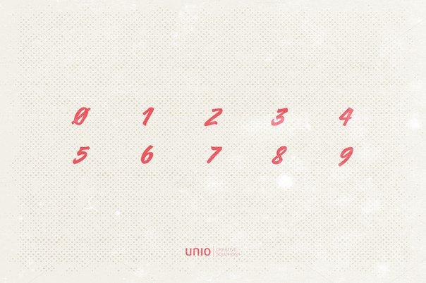 Download Carosello UnioCS font (typeface)