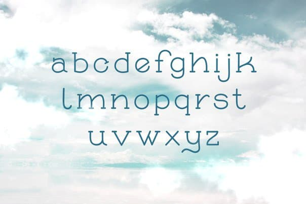 Download Skybird font (typeface)