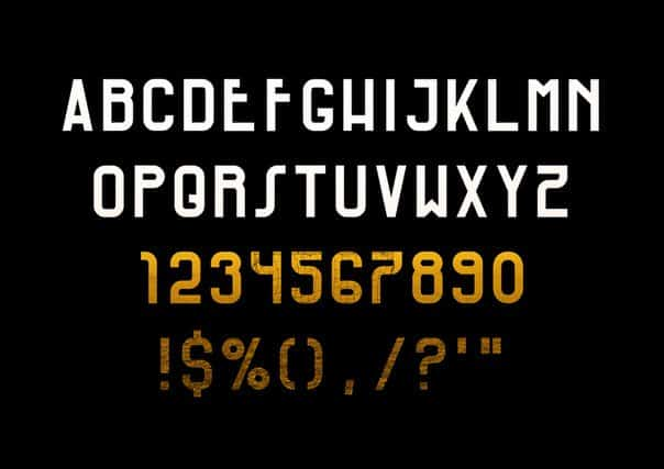 Download Via Messena 1.0 font (typeface)