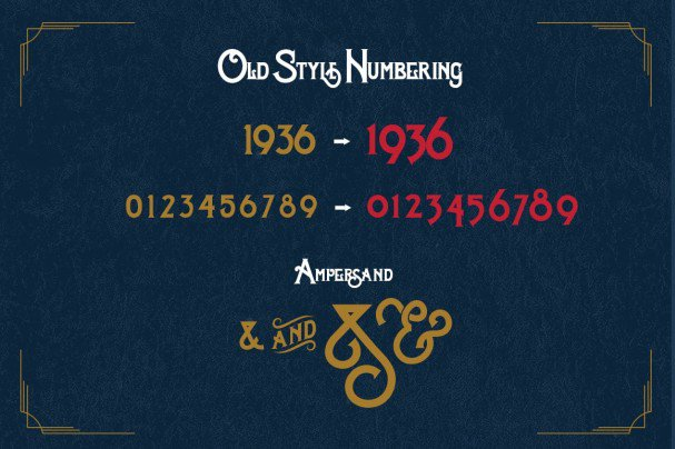 Download Celestial Vintage type font (typeface)
