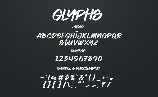 Download Watch font (typeface)
