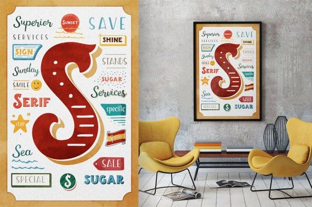 Download The Salvador font (typeface)