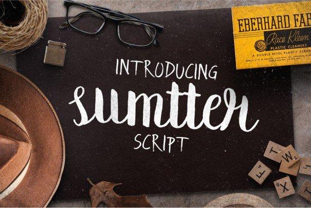 Download Summter Script font (typeface)