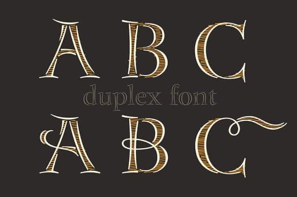 Download Bakersville font (typeface)