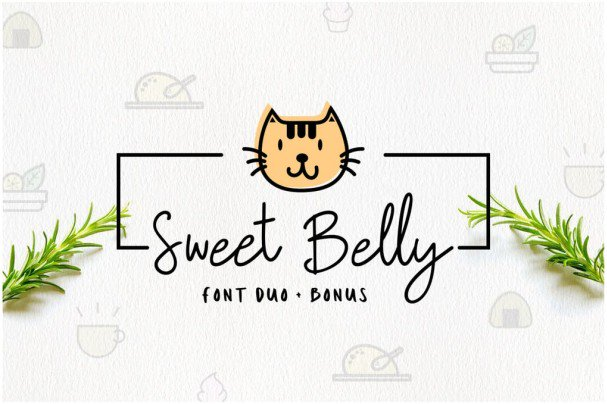 Download Sweet Belly font (typeface)