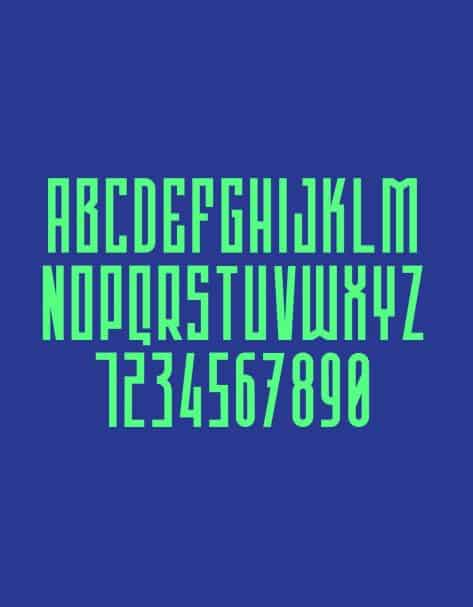 Download Rogue font (typeface)