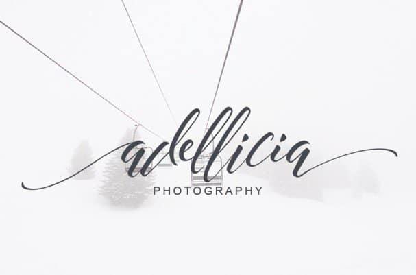 Download Rachellia font (typeface)