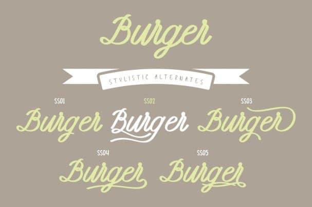 Download Wildest Script font (typeface)