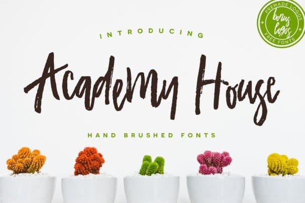 Download Academy House font (typeface)