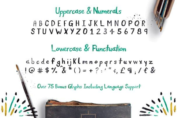 Download Nomad font (typeface)