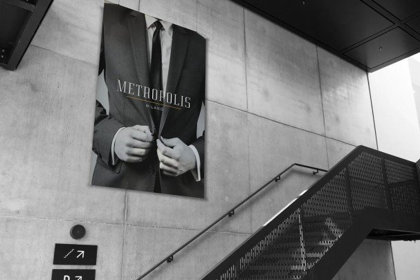 Download Metropolis font (typeface)