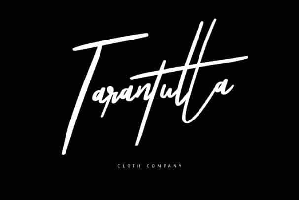 Download Bouttiques Signature font (typeface)