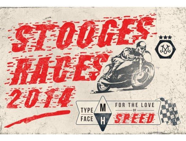 Download Stooges Races font (typeface)