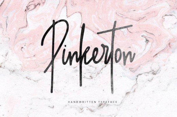 Download Pinkerton font (typeface)