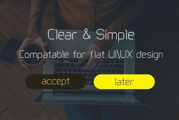 Download Liner Pro font (typeface)