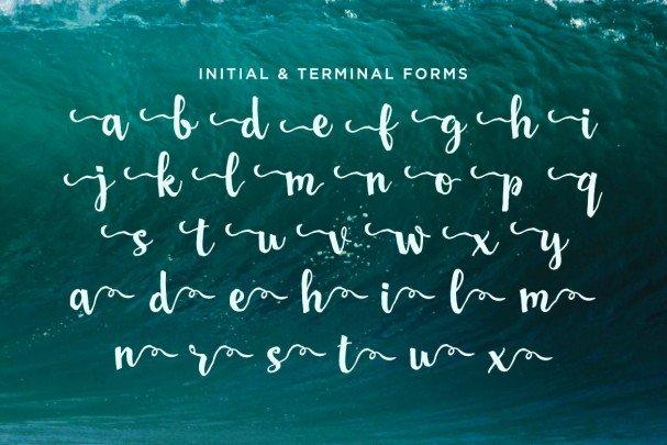 Download San Luis Script font (typeface)