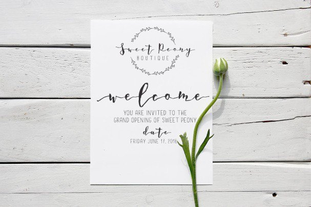 Download Romantic wedding - Dear June font (typeface)