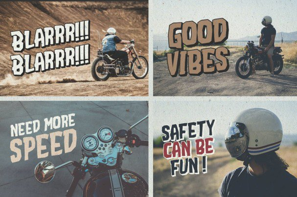 Download Attack-Attack Typeface font (typeface)