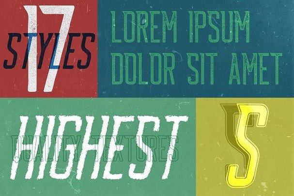 Download Supata font (typeface)