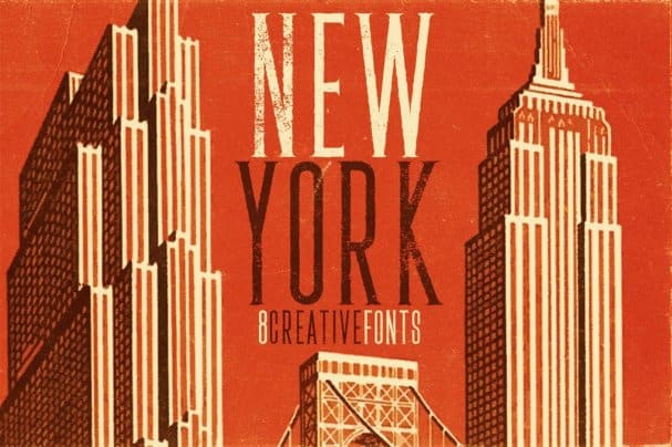 Download New York Font font (typeface)